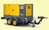pronajem generatorů